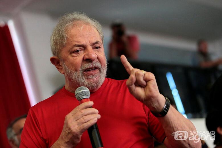 Após decisão do STF, juiz manda soltar Lula - Crédito: Agência Brasil