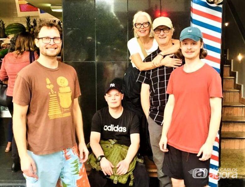 Banda norueguesa se apresenta em São Carlos em turnê pelo Brasil - Crédito: Divulgação