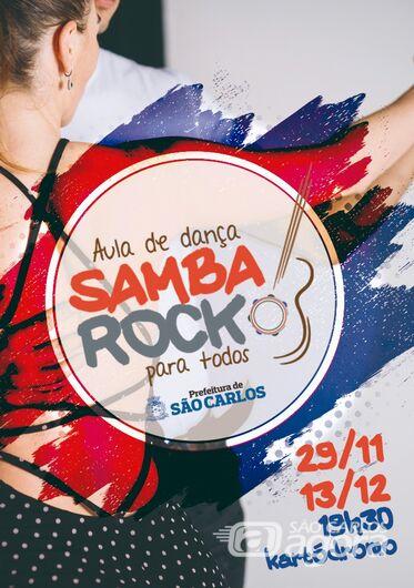 Sexta-feira tem Samba Rock no Kartódromo e no domingo Circuito Arena - Crédito: Divulgação