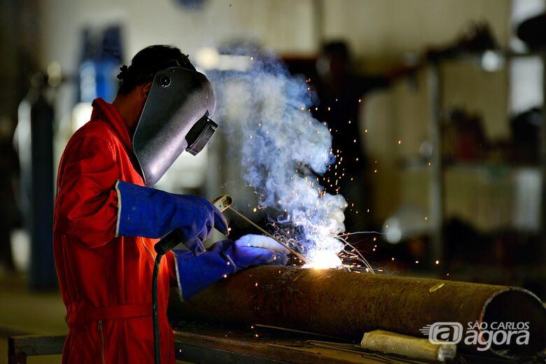 Novotec Móvel abre 60 vagas do curso de soldador para alunos do ensino médio - Crédito: Divulgação