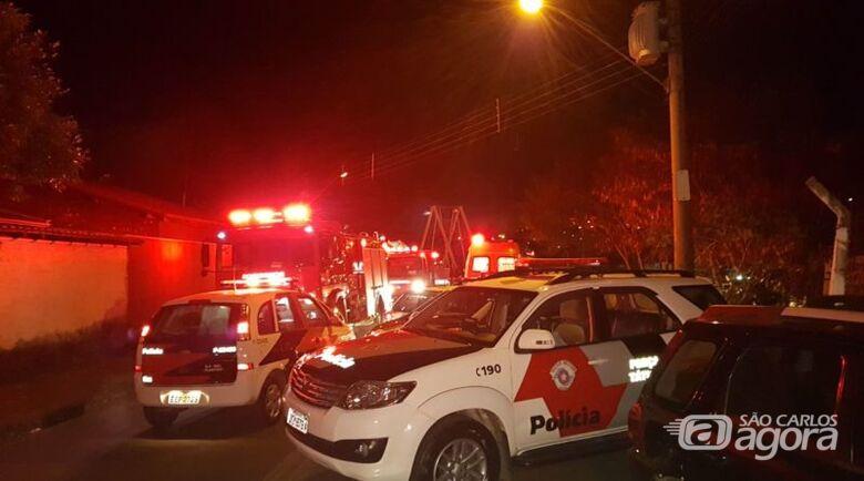 Suspeito de atirar em PM do TOR morre em confronto com a PM - Crédito: Divulgação