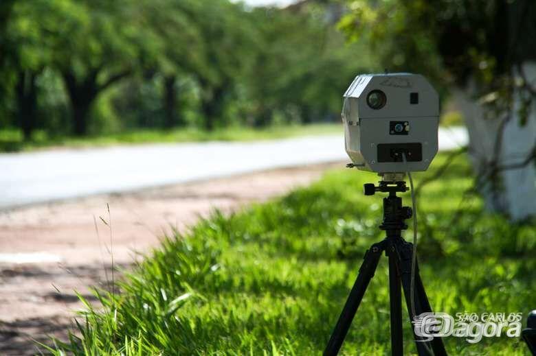 Confira os locais dos radares nesta sexta-feira - Crédito: Luciano Lopes/São Carlos Agora