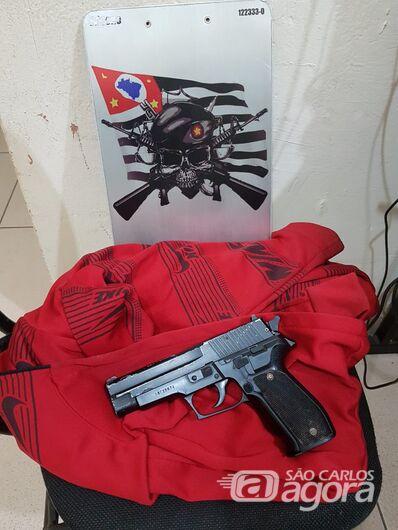 Adolescente acusado de vários roubos é detido no Antenor Garcia -