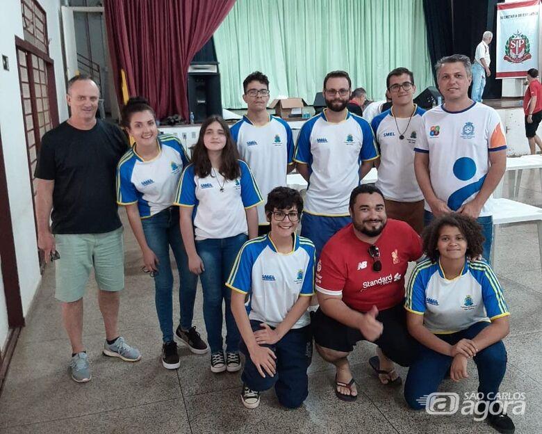 Xadrez inicia participação e foca boa participação em Marília - Crédito: Miltinho Marchetti