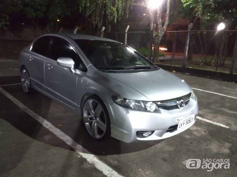 Após perseguição, PM recupera carro furtado - Crédito: Divulgação