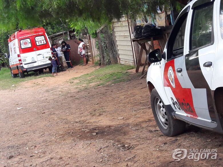 Homem é encontrado morto em uma casa no Antenor Garcia - Crédito: Maycon Maximino