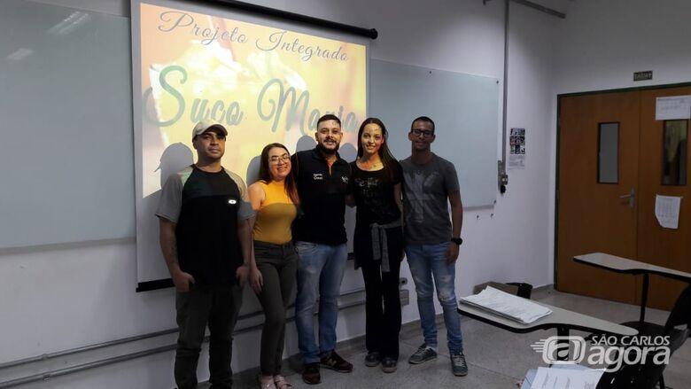 Alunos do IFSP São Carlos apresentam trabalho em sintonia com mercado - Crédito: Divulgação