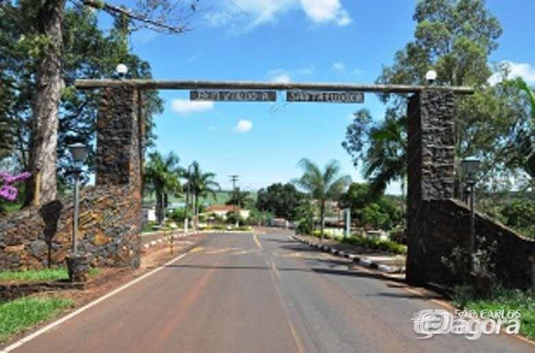 Distrito de Santa Eudóxia resume a história da região - Crédito: SCA/São Paulo Antiga/Condephaat/Lugar do Trem
