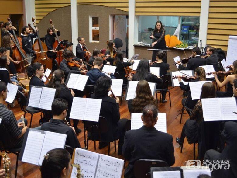 Orquestra Experimental da UFSCar realiza Concerto de Natal na Biblioteca Comunitária - Crédito: Divulgação