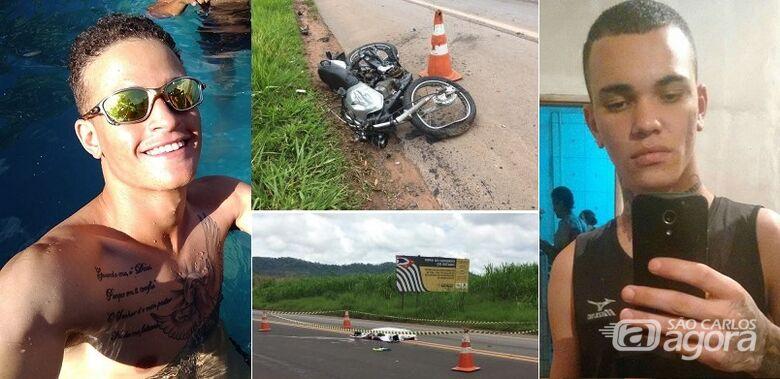 Acidente deixa dois mortos em rodovia da região - Crédito: Divulgação
