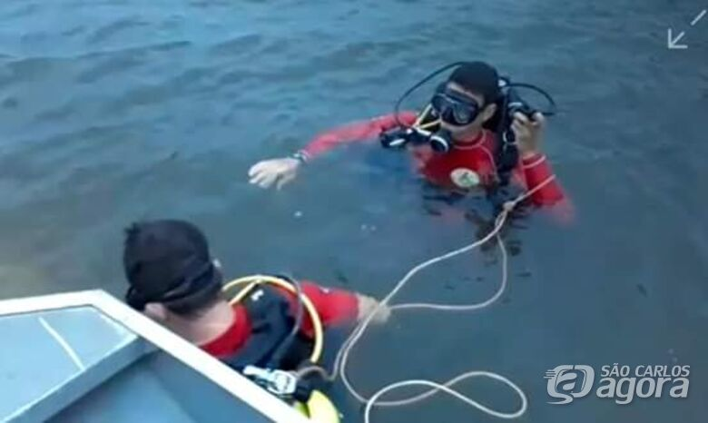 Tragédia na represa de Furnas: cinco pessoas da mesma família morrem após barco virar - Crédito: Divulgação/Whatsapp