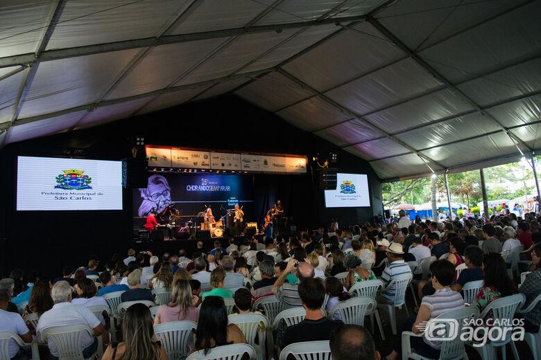 Festival de Choro homenageia o Rei do Baião - Crédito: Divulgação