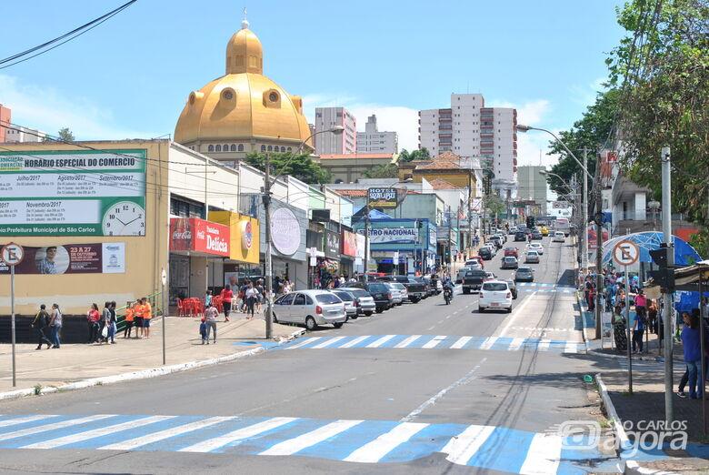 Prefeitura vai construir Terminal de Integração na baixada do Mercado Municipal - Crédito: Abner Amiel/São Carlos Agora