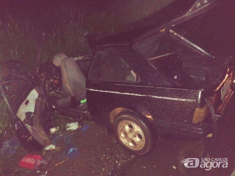 Acidente deixa três mortos na rodovia SP-304 - Crédito: Arquivo Pessoal