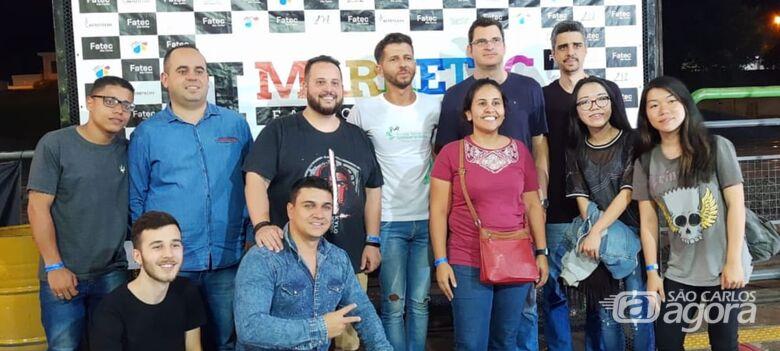 """""""6º Marketec foi um sucesso"""", garante vereador Elton Carvalho - Crédito: Marcos Escrivani"""