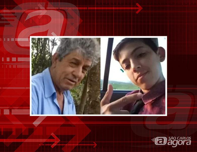 Pai e filho morrem em acidente de carro em estrada da região - Crédito: Arquivo Pessoal