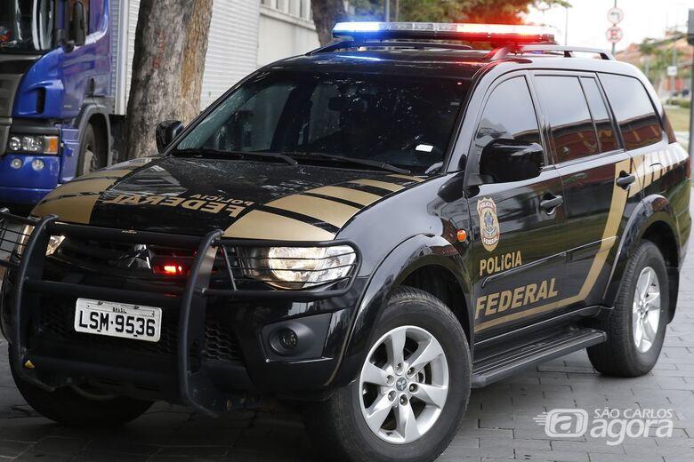 Operação da PF contra o tráfico de drogas cumpre mandado de prisão em Dourado - Crédito: Tomaz Silva/Agência Brasil