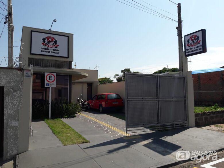 Dupla é detida pela PM durante furto a prédio - Crédito: Arquivo/SCA