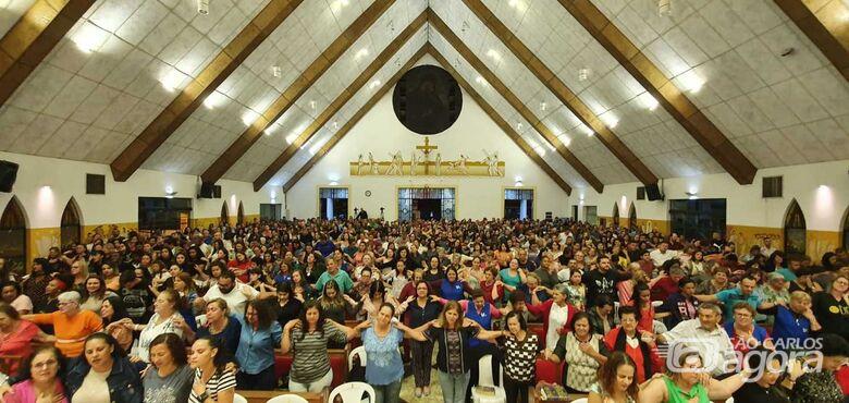 SOS Oração encerra o ano com 3 noites de louvor em São Carlos - Crédito: Divulgação