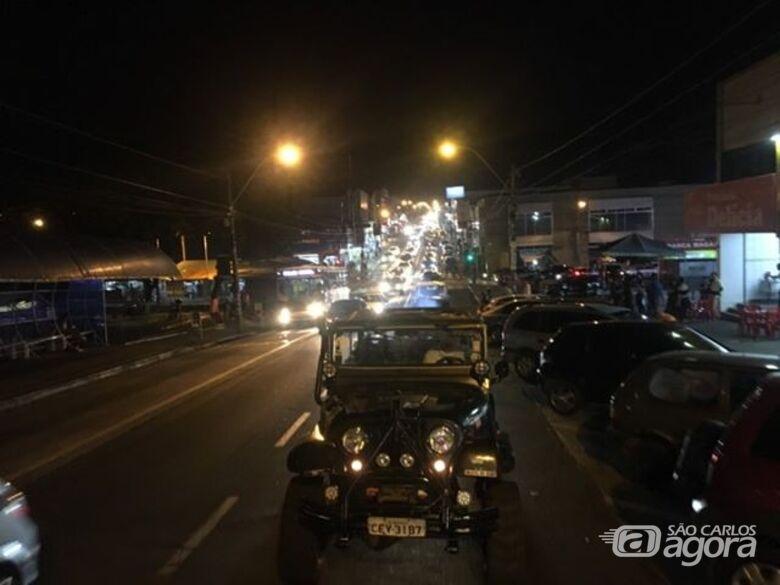 Jipeata de Natal será uma das atrações do final de ano em São Carlos - Crédito: Divulgação