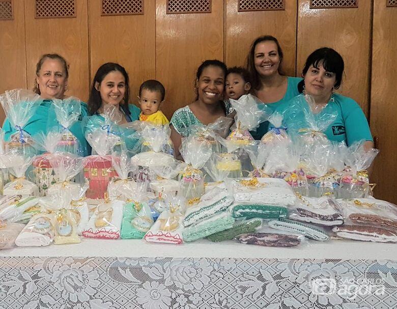ONG MID participará com pães e artesanato do 1º Bazar Solidário - Crédito: Marcos Escrivani