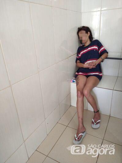 Procurada por furto é capturada no Costa do Sol - Crédito: Luciano Lopes
