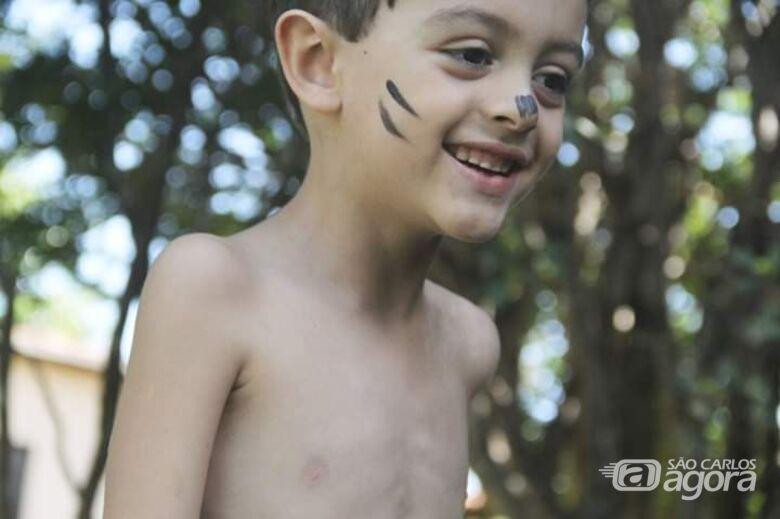 Funerária Terezinha de Jesus informa o falecimento do menino Enzo Diniz Menzani - Crédito: Arquivo Pessoal
