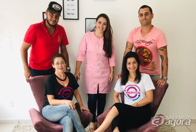 Parceria irá reconstruir gratuitamente sobrancelhas em mulheres vítimas de câncer - Crédito: Divulgação