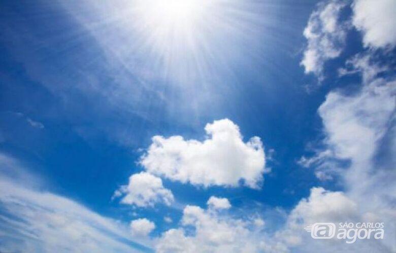 Instabilidade diminui, mas nova frente fria deve chegar na quinta-feira - Crédito: Divulgação