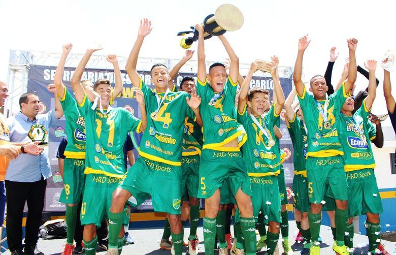Sanca Cup reune equipes de várias regiões do Estado, além do Maranhã, Minas e o Paraguai - Crédito: Divulgação