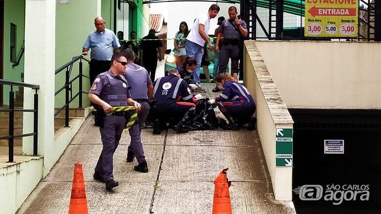 Mulher morre após pular do 17º andar no Medical Center - Crédito: Maycon Maximino