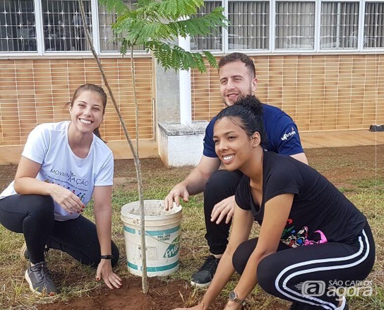 UFSCar investe na construção de uma floresta nativa, saudável e segura - Crédito: Divulgação
