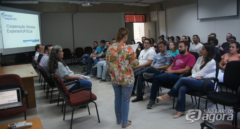 UFSCar inaugura laboratório para cooperação na área de Estatística - Crédito: Divulgação