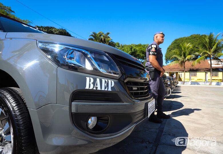 SP: PM reforça policiamento no estado após fuga de presos no Paraguai - Crédito: Divulgação