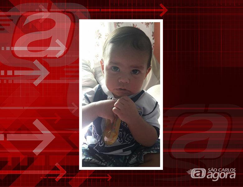 Padrasto é suspeito de matar bebê de 1 ano e três meses - Crédito: Divulgação/Facebook