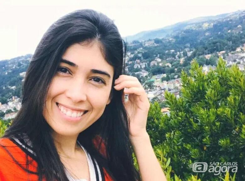 Camila Barros foi morta a tiros pelo ex-namorado - Crédito: Arquivo Pessoal