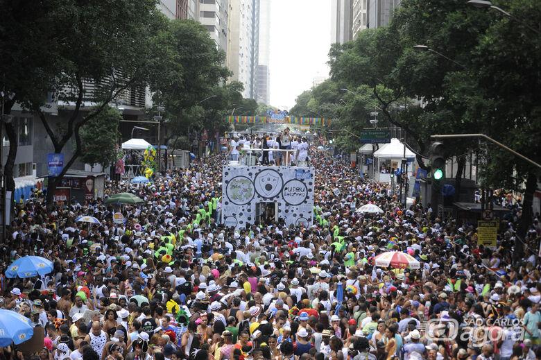 Rio de Janeiro se prepara para 50 dias de carnaval - Crédito: Agência Brasil