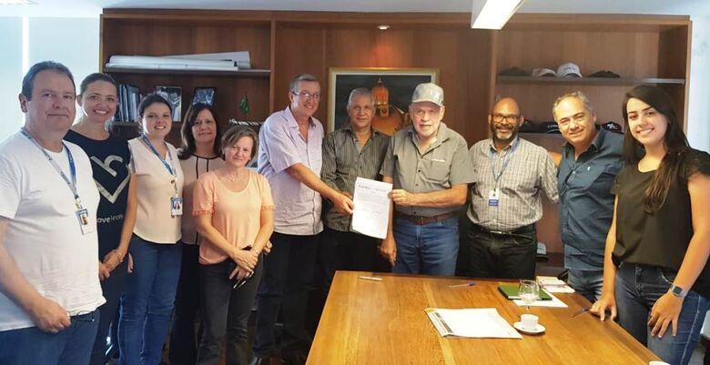 Assinada ordem de serviço para início da ampliação do Cemei João Baptista Paino -