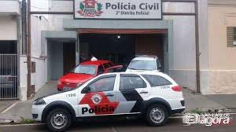 Ladrões depredam e furtam relógio medidor de energia elétrica e lixeira de praça do Cidade Aracy - Crédito: Arquivo SCA