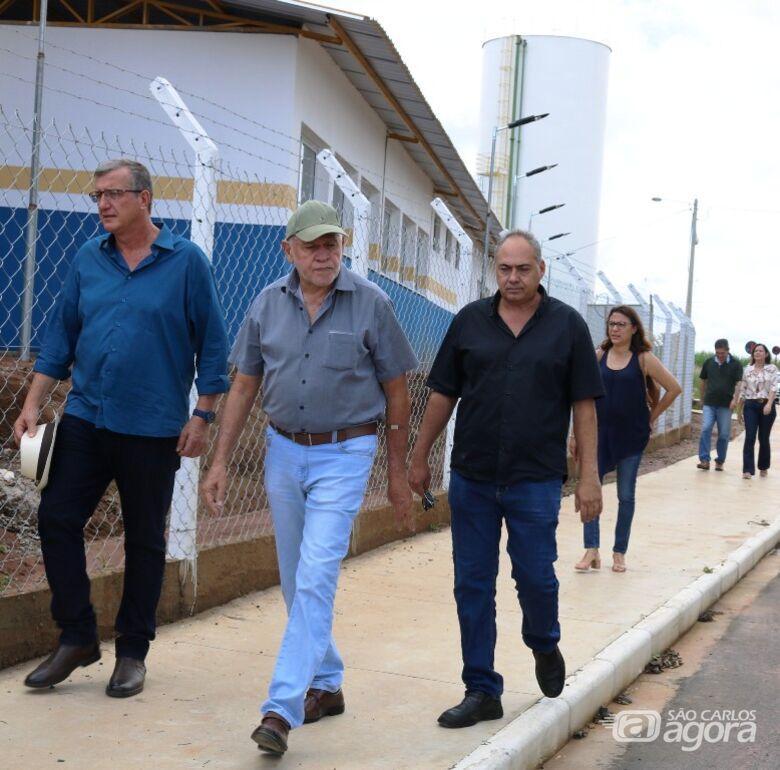 EMEB em construção no Jardim Araucária vai atender 330 alunos em 2020 - Crédito: Divulgação