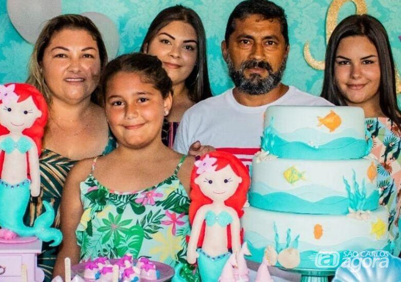 Família morta em acidente será sepultada no interior de SP - Crédito: Arquivo Pessoal