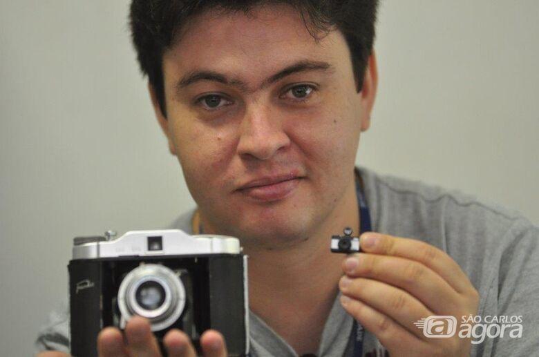Fotógrafo morre em acidente com faca em cidade da região - Crédito: Arquivo Pessoal