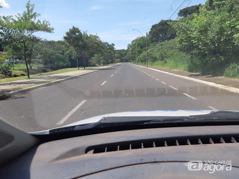 Avenida Francisco Pereira Lopes - Crédito: Divulgação