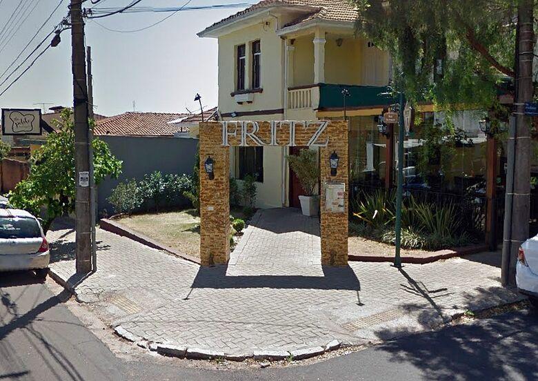 Choperia encerra as atividades em São Carlos após 4 anos - Crédito: Google Maps