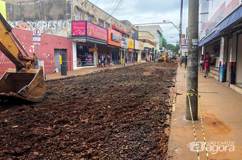 Parte das lojas da baixada do Mercado volta a funcionar nesta terça-feira - Crédito: Divulgação