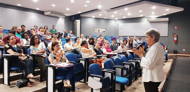Secretaria de Gestão de Pessoas se reúne com novos diretores das escolas municipais - Crédito: Divulgação