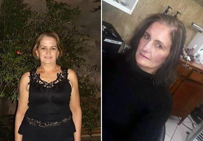 Tragédia: homem mata ex-mulher e a irmã dela a facadas - Crédito: Arquivo Pessoal