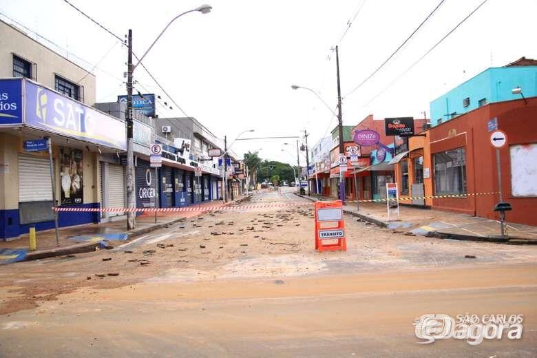 Em nota, PT lamenta enchentes em São Carlos - Crédito: Marco Lúcio