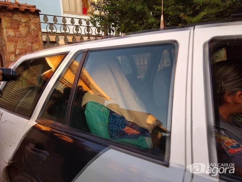 Mulher é presa após provocar a morte do pai de 89 anos na região - Crédito: X-Tudo Ribeirão