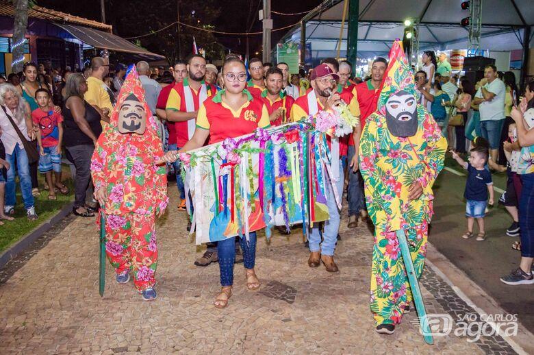 Comemoração de Santos Reis marca o encerramento do Natal de Luzes e Sons Ibaté 2019 - Crédito: Divulgação